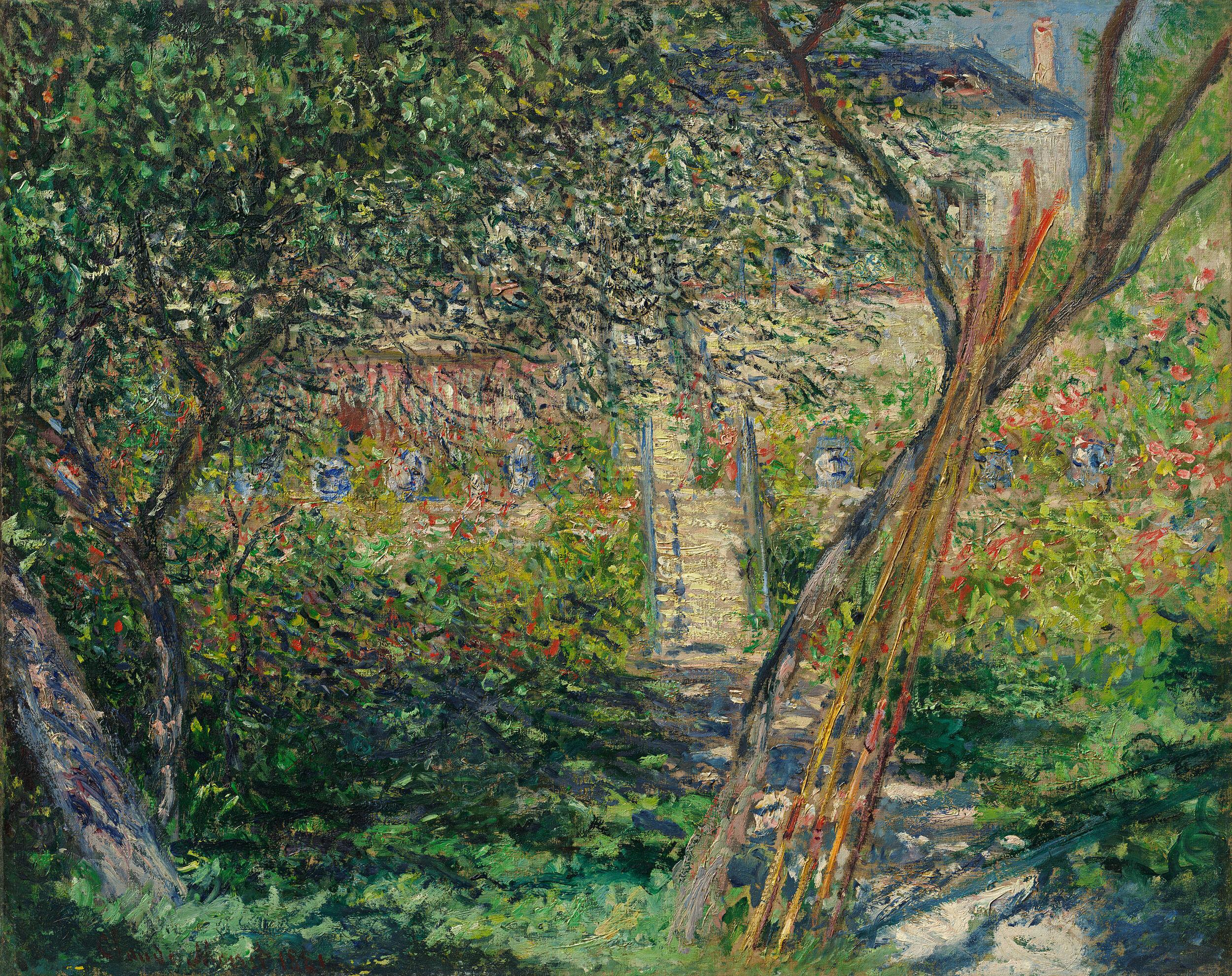 Museum Barberini | Claude Monet: The Garden at Vétheuil